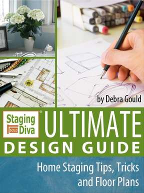 Staging Diva Ultimate Design Guide: Home Staging Tips, Tricks & Floor Plans